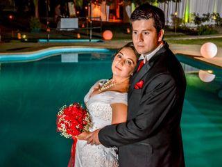 El matrimonio de Macarena y Rodrigo