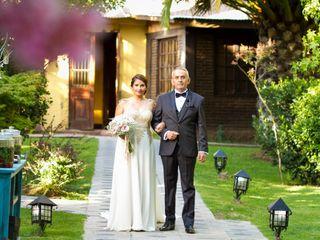 El matrimonio de Romina y Boric 2