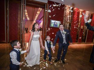 El matrimonio de Nicole  y Ricardo  3