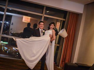 El matrimonio de Nicole  y Ricardo
