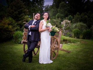 El matrimonio de Marcelo y Claudia