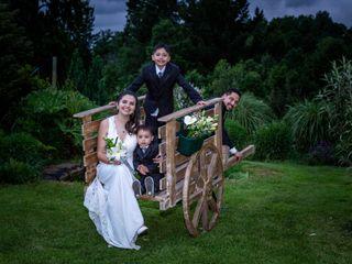 El matrimonio de Marcelo y Claudia  2