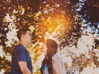 El matrimonio de Rachel y Adonay 2