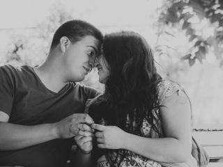 El matrimonio de Rachel y Adonay 3