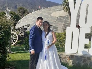El matrimonio de Ruth  y Josue 1