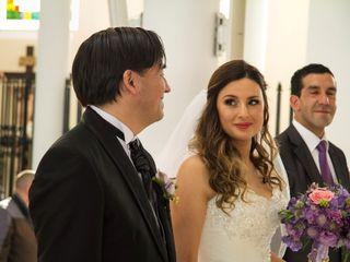 El matrimonio de Loredana y Cristhian 3