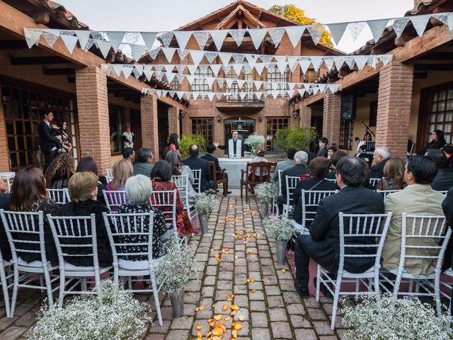 El matrimonio de Jose y Marianela en Machalí, Cachapoal 3