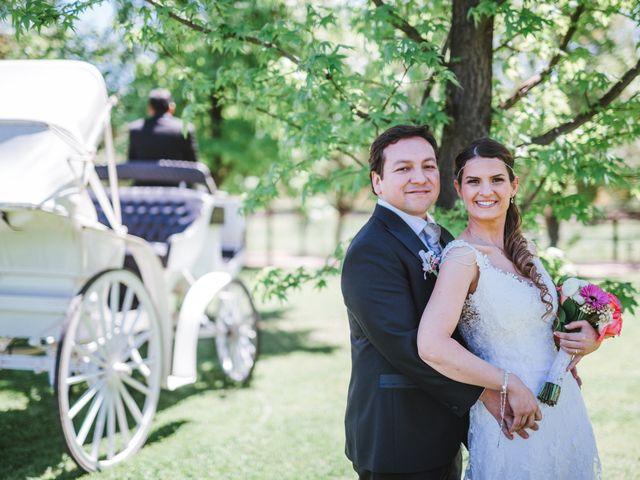 El matrimonio de Ale y Héctor