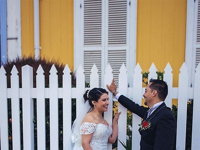 El matrimonio de Moisés y Katherine en Valparaíso, Valparaíso 5