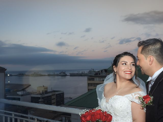El matrimonio de Moisés y Katherine en Valparaíso, Valparaíso 17