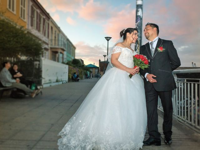 El matrimonio de Moisés y Katherine en Valparaíso, Valparaíso 22
