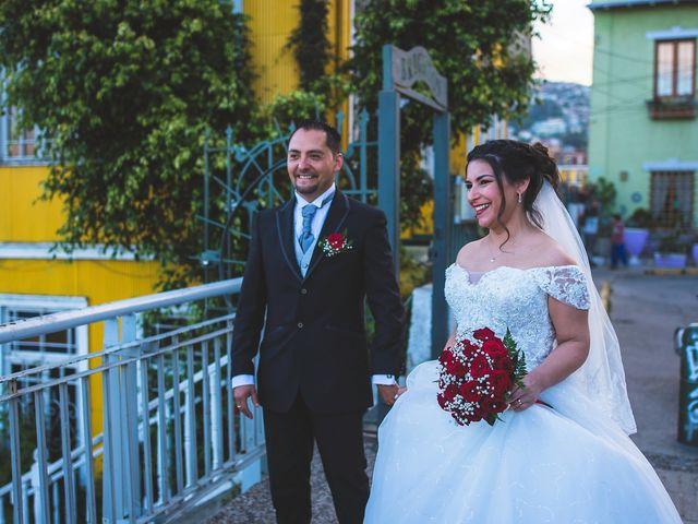 El matrimonio de Moisés y Katherine en Valparaíso, Valparaíso 23