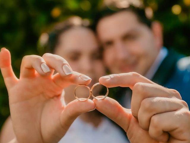 El matrimonio de Ruth  y Josue