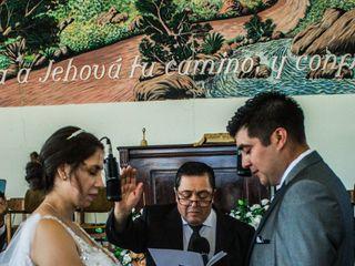 El matrimonio de Camila y Lucién 2