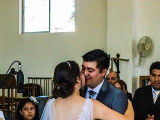 El matrimonio de Camila y Lucién 3