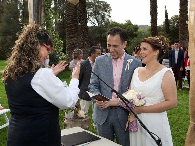 El matrimonio de Gonzalo y Scarlet en Padre Hurtado, Talagante 15