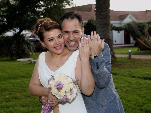 El matrimonio de Gonzalo y Scarlet en Padre Hurtado, Talagante 1