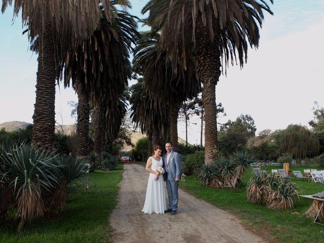 El matrimonio de Gonzalo y Scarlet en Padre Hurtado, Talagante 23