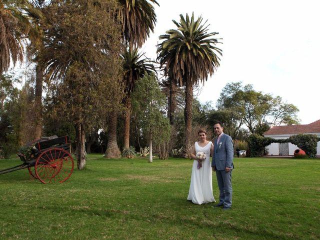 El matrimonio de Gonzalo y Scarlet en Padre Hurtado, Talagante 25