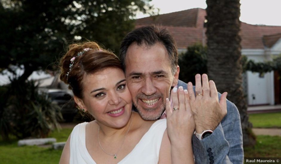 El matrimonio de Gonzalo y Scarlet en Padre Hurtado, Talagante