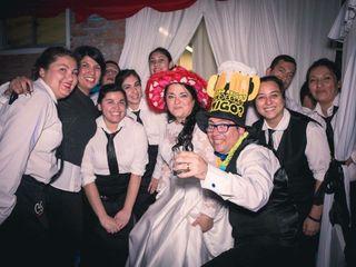 El matrimonio de Daniela y Cristian 1