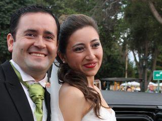 El matrimonio de Elizabeth  y Juan Pedro