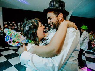 El matrimonio de Yolanda y Yerko