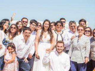 El matrimonio de Andrea y Sergio 3