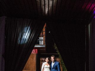 El matrimonio de Andrea y Sergio 2