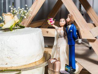 El matrimonio de Andrea y Sergio 1