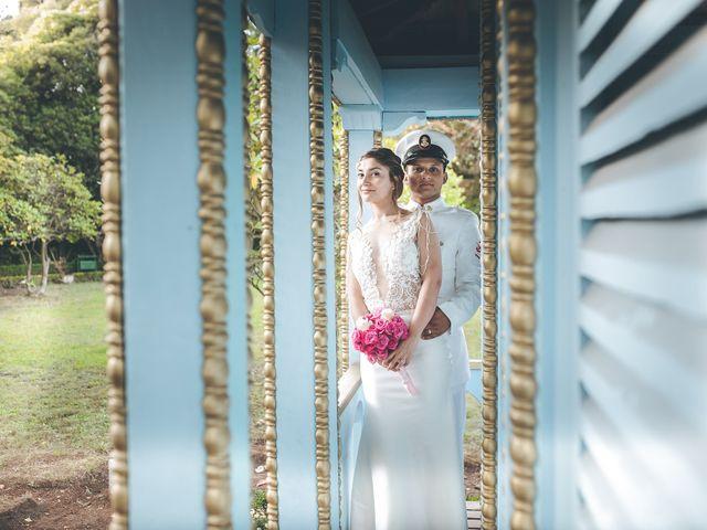 El matrimonio de Stephanie  y Anibal