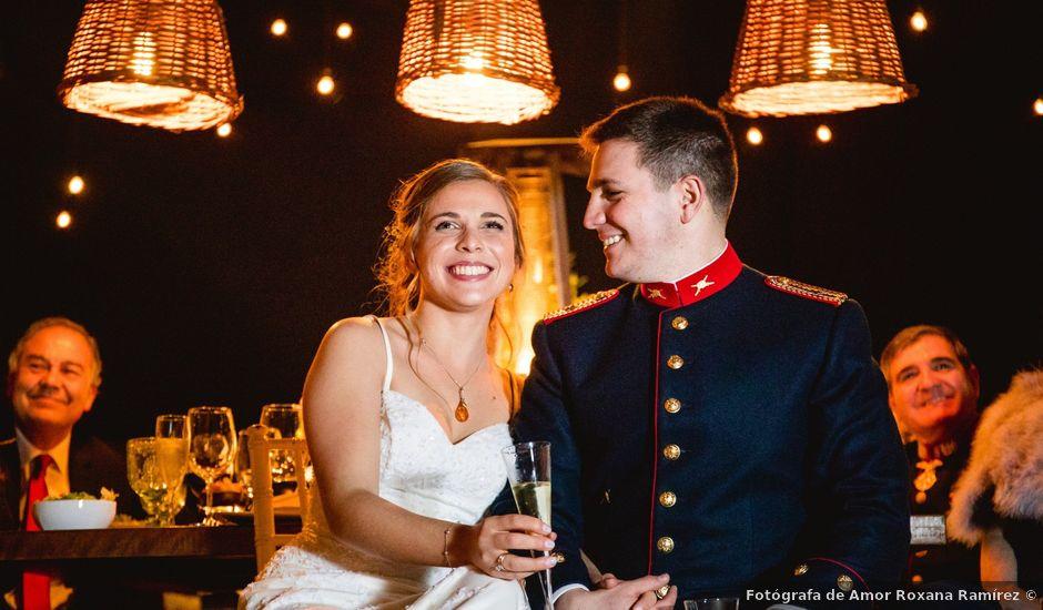 El matrimonio de Pixie y Javi en San Bernardo, Maipo