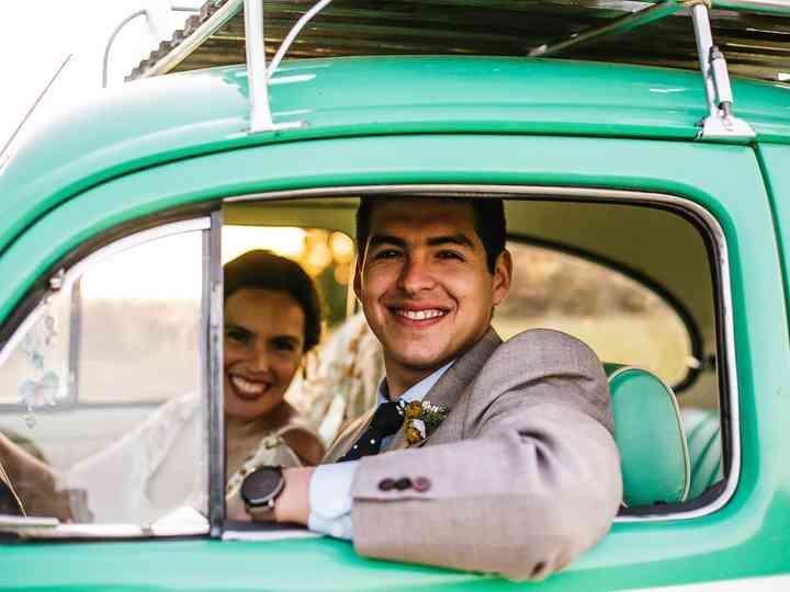 El matrimonio de Beatriz y Nicolás