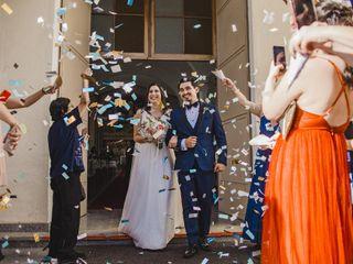 El matrimonio de Nataly  y Yeries  2