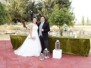 El matrimonio de Roxana y Daniel