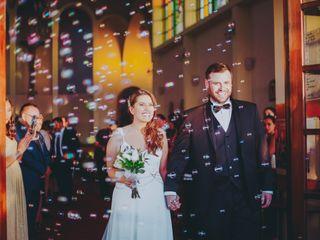 El matrimonio de Marcela y Humberto