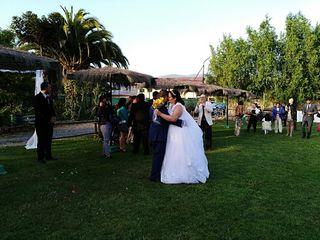 El matrimonio de Carolina  y Javier  1