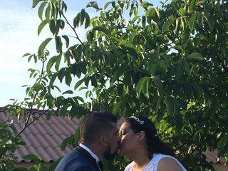 El matrimonio de Carolina  y Javier  2