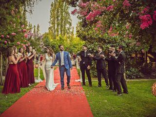El matrimonio de Nicole y Pablo