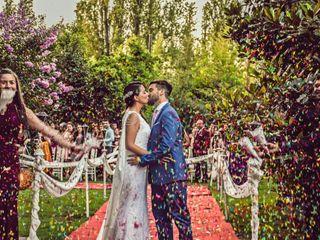 El matrimonio de Nicole y Pablo 3