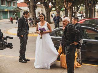 El matrimonio de Mariana y Cristóbal 2