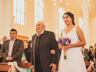 El matrimonio de Mariana y Cristóbal 3