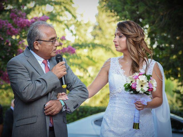 El matrimonio de Pablo y Nicole en Graneros, Cachapoal 1