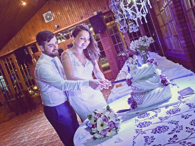 El matrimonio de Pablo y Nicole en Graneros, Cachapoal 15