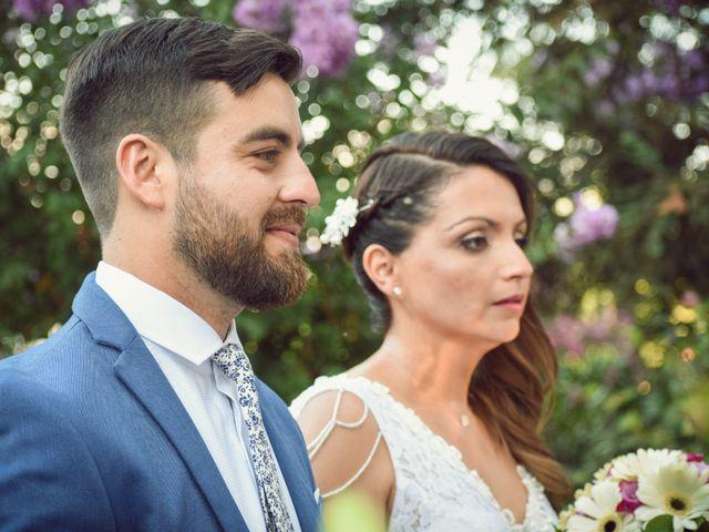 El matrimonio de Pablo y Nicole en Graneros, Cachapoal 17