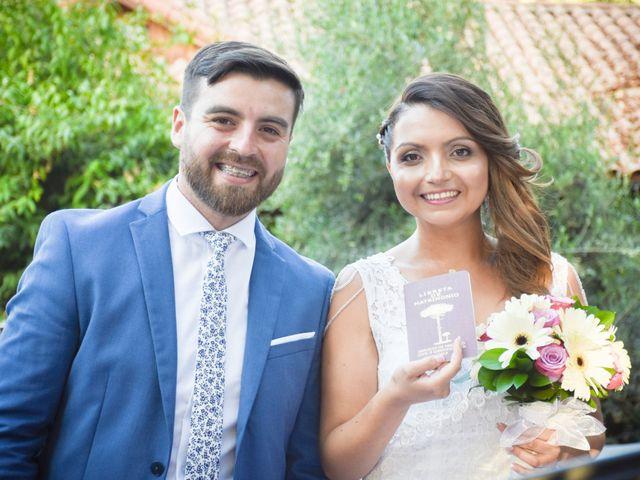 El matrimonio de Pablo y Nicole en Graneros, Cachapoal 19