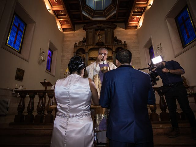 El matrimonio de Juan y Nicole en Graneros, Cachapoal 10