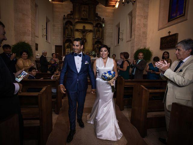 El matrimonio de Juan y Nicole en Graneros, Cachapoal 11