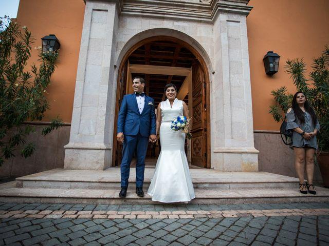 El matrimonio de Juan y Nicole en Graneros, Cachapoal 12