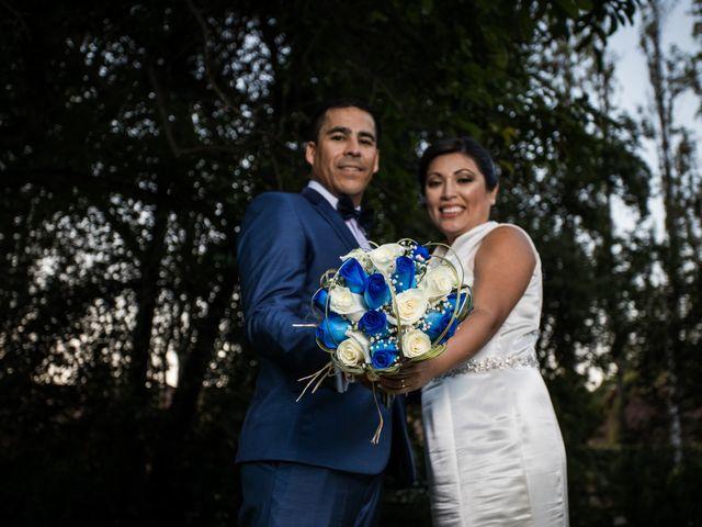 El matrimonio de Nicole y Juan
